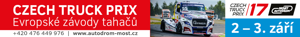 Czech Truck Prix 2017 Autodrom Most