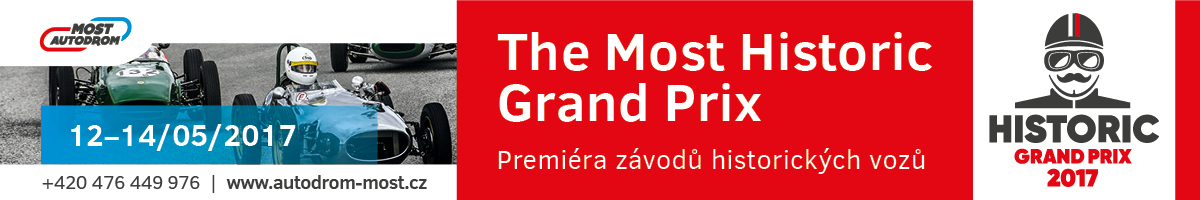 The Most Historic Grand Prix 2017